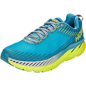 Hoka One One Clifton 5 Juoksukengät Miehet, carribean sea/storm blue